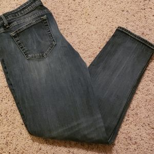 Maurices distressed Skinny jeans